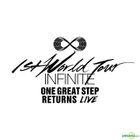 Infinite - One Great Step Returns Live (2CD)