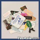 Baek Ye Rin - 'Turn on the Blue Vinyl' Tin Case Sticker Set