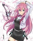 The Asterisk War Vol.1 (Blu-ray+CD) (First Press Limited Edition)(Japan Version)