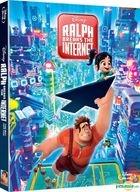 Ralph Breaks The Internet (Blu-ray) (Korea Version)