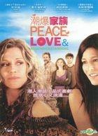 Peace, Love & Misunderstanding (2011) (DVD) (Hong Kong Version)