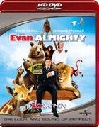Evan Almighty (2007) (HD DVD) (Japan Version)