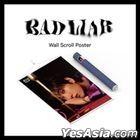Super Junior-D&E - Wall Scroll Poster (BAD LIAR Eun Hyuk Version)