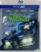 The Green Hornet (2011) (Blu-ray) (3D Version)  (Hong Kong Version)