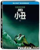 Joker (2019) (Blu-ray) (Steelbook) (Taiwan Version)