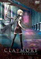Claymore (DVD) (Vol.2) (Normal Edition) (Japan Version)