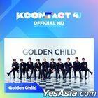 Golden Child - KCON:TACT 4 U Official MD (Film Keyring)