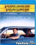 Green Book (2018) (Blu-ray) (Hong Kong Version)