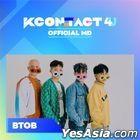 BTOB - KCON:TACT 4 U Official MD (AR & Behind Photo Set)