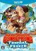 Donkey Kong Tropical Freeze (Wii U) (Japan Version)