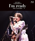Yamamoto Sayaka LIVE TOUR 2019 -I'm ready  [BLU-RAY] (Japan Version)