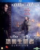 Survivor (2015) (Blu-ray) (Hong Kong Version)