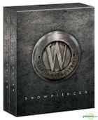 Snowpiercer (2013) (Blu-ray) (2-Disc + Art Book) (Steelbook Limited Edition) (Korea Version)