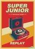 Super Junior Vol. 8 Repackage - REPLAY (Normal Edition)