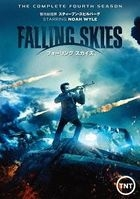 FALLING SKIES S4 DVD COMPLETE BOX (Japan Version)