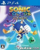 Sonic Colors: Ultimate (普通版) (日本版)