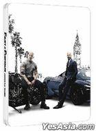 Fast & Furious: Hobbs & Shaw (2019) (Blu-ray) (2D + 3D) (Steelbook) (Hong Kong Version)