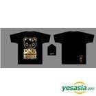 Mayday D.N.A. World Tour - D.N.A. Gold Bear T-Shirt (XL)