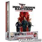 Inglourious Basterds (2009) (4K Ultra HD + Blu-ray) (Steelbook) (Taiwan Version)