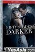Fifty Shades Darker (2017) (DVD) (Unmasked Edition) (Hong Kong Version)