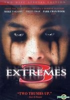 3 Extremes (DVD) (2-Disc Special Edition) (US Version)