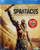 Spartacus: Gods of the Arena (2011) (Blu-ray) (US Version)