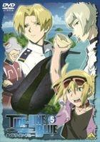 TIDE-LINE BLUE 5 (Japan Version)