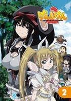 Genshiken 2 (DVD) (Vol.2) (Japan Version)