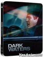 Dark Waters (Blu-ray) (Steelbook Quarter Slip Limited Edition) (Korea Version)