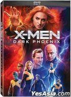 X-Men: Dark Phoenix (2019) (DVD) (Thailand Version)