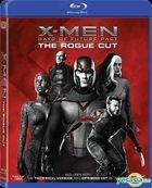 X-Men: Days of Future Past (Blu-ray) (The Rogue Cut) (Hong Kong Version)