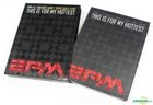 2PM - 1st Concert Don't Stop Can't Stop : This Is For My Hottest (3 DVD + Folded Poster) (Korea Version)
