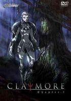 Claymore (DVD) (Vol.5) (Normal Edition) (Japan Version)