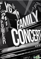 2014 YG Family Concert in Seoul Live CD (3-CD + Photobook)
