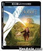 The Hobbit: An Unexpected Journey (2012) (4K Ultra HD Blu-ray) (2-Disc) (Hong Kong Version)
