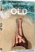 Old (2021) (DVD) (Hong Kong Version)