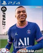 FIFA 22 (Asian Chinese / English / Japanese Version)