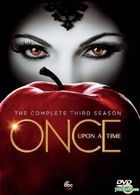 Once Upon A Time (DVD) (The Complete Third Season) (Hong Kong Version)