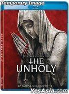 The Unholy (2021) (DVD) (Hong Kong Version)
