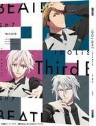 IDOLiSH7 Third BEAT! Vol.1 (Blu-ray) (Japan Version)