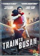 Train to Busan (2016) (DVD) (US Version)