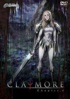 Claymore (DVD) (Vol.4) (Normal Edition) (Japan Version)