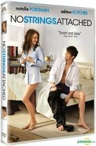 No Strings Attached (2011) (DVD) (Hong Kong Version)