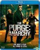 The Purge: Anarchy (2014) (Blu-ray) (Hong Kong Version)