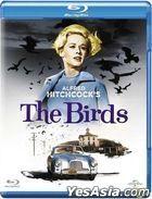 The Birds (1963) (Blu-ray) (Hong Kong Version)
