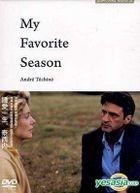 My Favorite Season (DVD) (Taiwan Version)