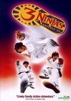 3 Ninjas Knuckle Up (1995) (DVD) (Hong Kong Version)
