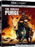 The Forever Purge (2021) (4K Ultra HD + Blu-ray) (Hong Kong Version)