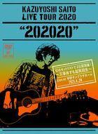 KAZUYOSHI SAITO LIVE TOUR 2020 '202020' Maboroshii no Setlist de Futsuka Kan Kaisai !   (Normal Edition) (Japan Version)