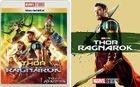 Thor: Ragnarok (MovieNEX + Blu-ray + DVD + Outer Case) (Japan Version)